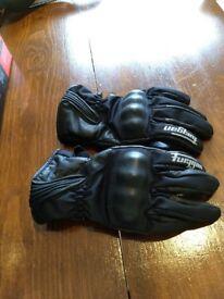 Furygan Eva D3O Ladies Motorcycle Gloves (size S/6) RRP £64.99