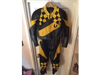 Belstaff two piece Racing Leathers