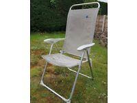 Lafuma reclining garden chair