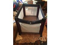 Electric Musical Rocker & Travel Cot
