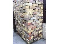 Reclaimed Old Dublin Bricks