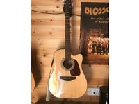 Takamine electro acoustic dreadnought