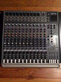 Mackie 1643 VLZ3 - 16 Channel Mixing Desk