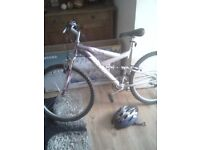 Quick sale L@@K UNISEX MOUNTAIN BIKE