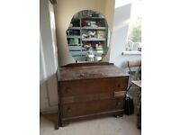 URGENT Dressing table - must go before Friday 15th Dec