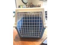FERPLAST Atlas EL 30 cat dog pet carrier. Used once! Rrp £49.44!