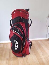 Golf Bag For Sale. Used Sun Mountain golf bag for sale £25