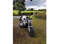 SUZUKI GSR 600 FULL MOT AND SERVICE HISTORY