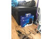 Brand new PlayStation 4 Pro 1TB + PSVR + camera