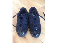 Girls BLOCH dance shoes size uk size 1