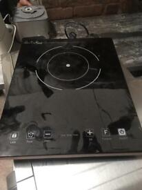 Maplin slimline induction hob