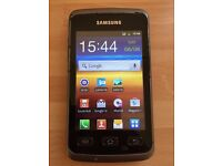"""Samsung S5690 Galaxy Xcover (3.65"""",Android 2.3,800MHz,150MB+slot,512MB RAM,3.15MP,480p,WLAN,GPS,FM)"""