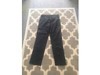 Mens 34/34 work trousers