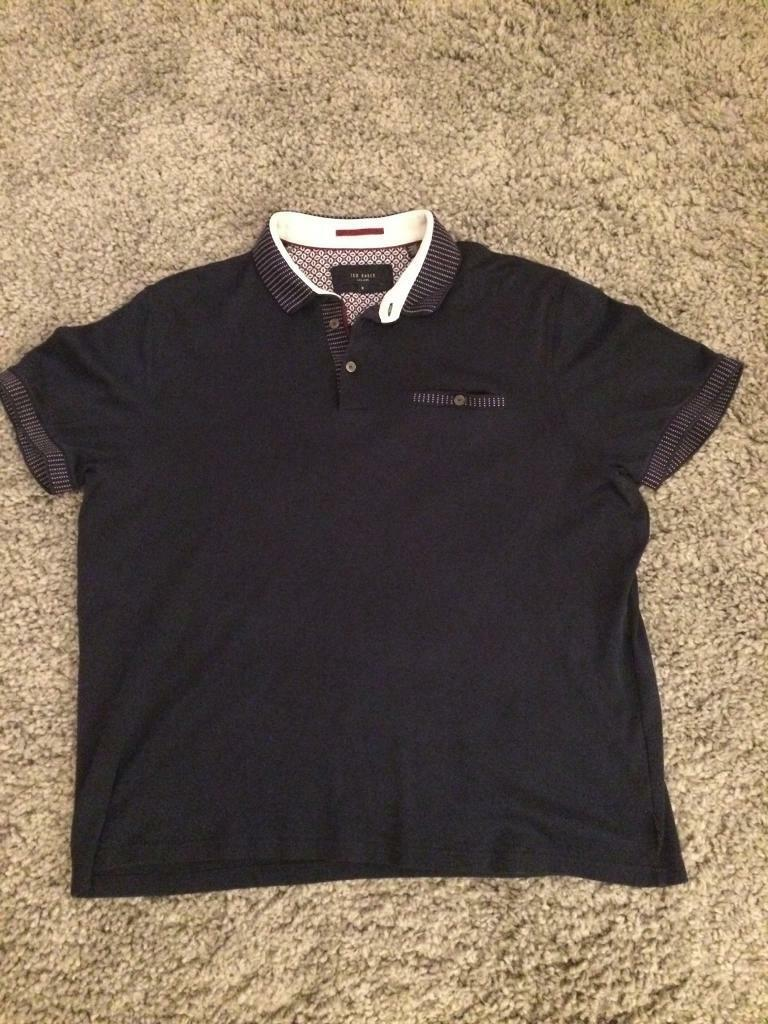 e5f6e003e1a55 Ted Baker polo shirt. Size 6 (XXL)