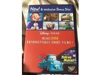 DVD's by Disney