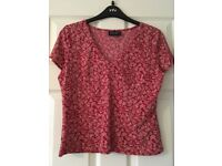 Ladies top size 14, Principles
