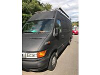 Iveco daily 35s11 race van