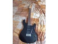 Yamaha erg121 guitar & Yamaha GA-10 amp great beginner combo