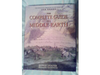 The complete guide to middle earth jrr tolkien robert foster ted nasmith 2003 book