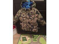 Age 2 Boys jacket