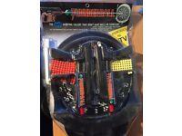 Pellet gun dartboard
