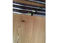 GOLF steel shafts Dynamic Gold S300X3 and Ping AWT stiffx1 VGC