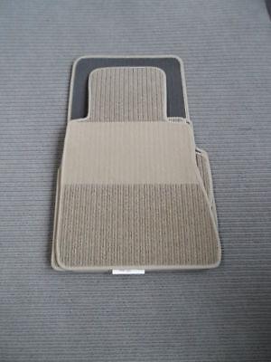 Rips Fußmatten Mercedes Benz S-Klasse W 221/W221 4matic 09.05-06.13 + CREME BEIG