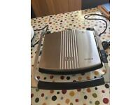Breville panini press sandwich toaster