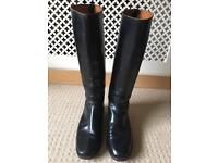 **Mens English Leather Riding/Hunting boots - Size 8.5*+