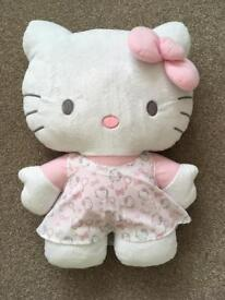 Hello kitty pj holder pillow next