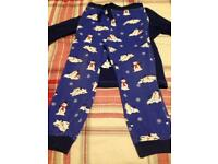Boys Christmas pj 5-6