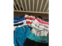 Men's/boys shorts clothing