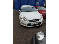 Ford Mondeo Titianium X TDCI 140 Spares or Repair