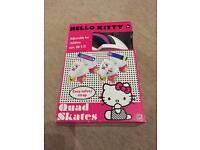 Hello Kitty Quad Skates