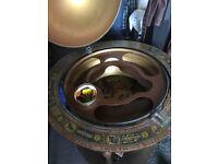 Vintage bar globe