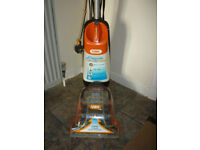 Vax upright carpet washer