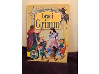 Basnie braci Grimm.