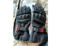 Weise motor bike gloves