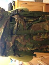 Large ruck sack