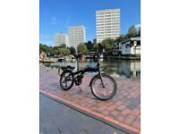 Tern Verge N8 - Foldable city bike