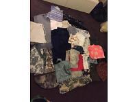Women's NextDorothy Perkins bundle size 20/22 (37 items)