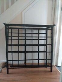 Single bed frame - metal