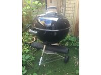 Weber BBQ £40, collect from Clapham South
