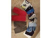 Kids bundle of clothes suit around age 8-10