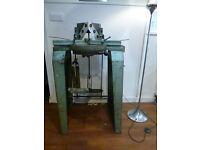 Mitre guillotine for framing