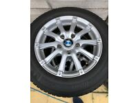 Fox Alloy Wheels and Tyres x4