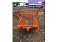 Browns flat 8 bale sledge