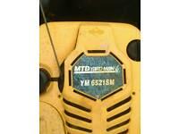 MTD yard -man YM 6521SM