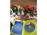 Disney infinity game &charecters