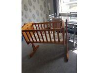 Babys Crib for sale